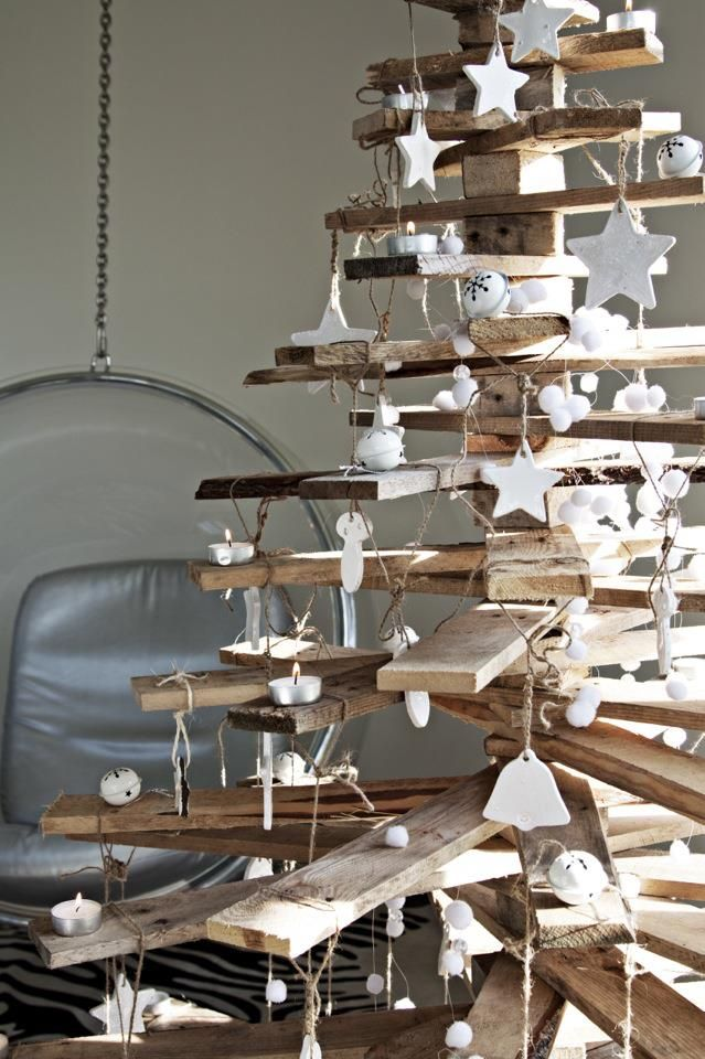 Arboles de navidad muy originales Studio Escaparatismo Web Oficial