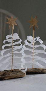 árboles de navidad originales con una gran idea de diseño