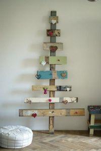árboles de navidad originales para decorar tus espacios