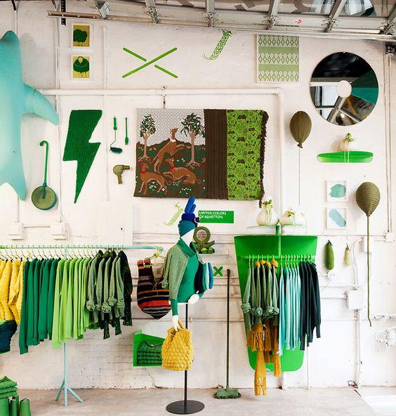 un buen merchandising ayuda a mostrar el producto en ambientes