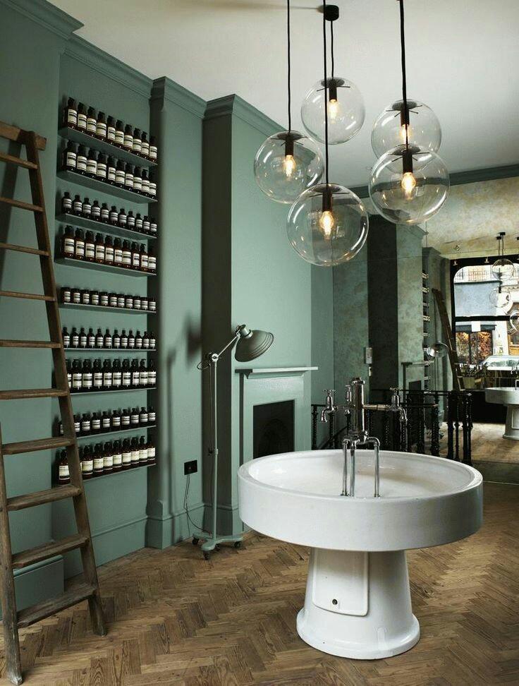 Interiores de tiendas de lujo con experiencias únicas