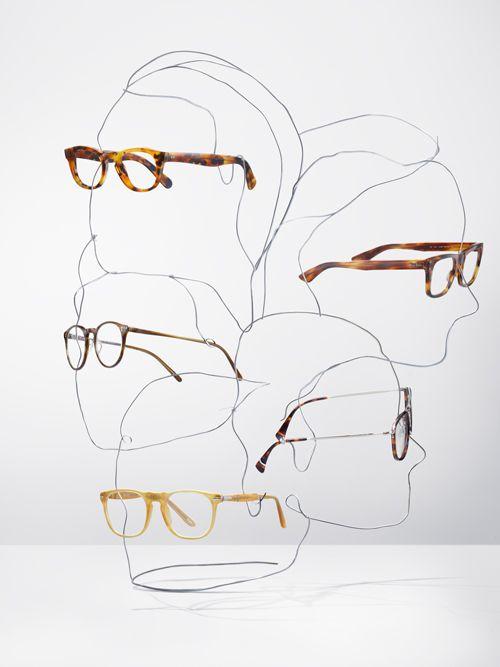 Escaparates de ópticas con un componente extra de originalidad y diseño