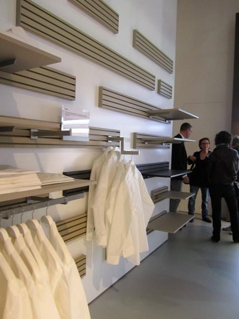 Zona de lamas con un diseño muy elegante, nuevos soportes
